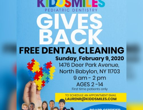 Kiddsmiles Gives Back